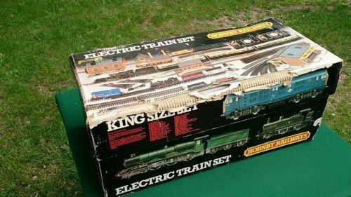 Appraising the Value of Toy Trains