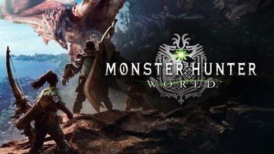 Monster Hunter World (STEAM /PC) NVIDIA