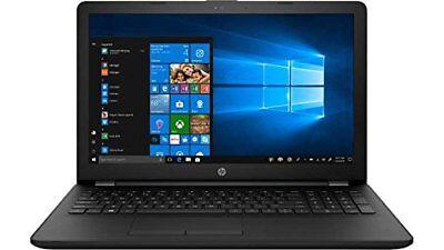 """New HP 15-bs091ms 15.6"""" Touchscreen i3-7100U 2.4GHz 8GBDDR4 1TBHD DVDRW W10H 1Yr"""