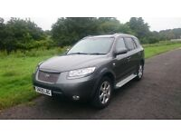 2009 Hyundai Santa Fe 4WD CRTD7 2.2 Diesel Automatic ( Limited) , 7 seater Leather