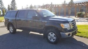 2010 FORD F-150 XLT SUPERCREW 5.5-FT
