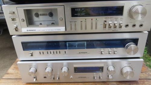 Pioneer Stereo System Ebay