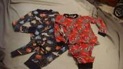 Boys Size 7 Pajamas Lot