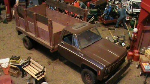 Selling A Car In Illinois >> Junkyard Diorama | eBay