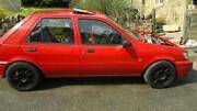 Ford Fiesta Zetec 5 Door