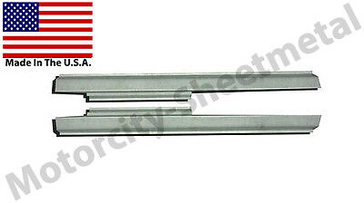 CHEVY TRACKER SUZUKI VITARA 1999 00 01 02 03 04 05 4DR OUTER ROCKER PANEL PAIR!