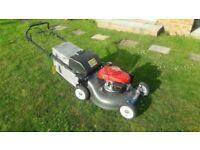 "Honda HRG 536SD Lawn Mower 21"""