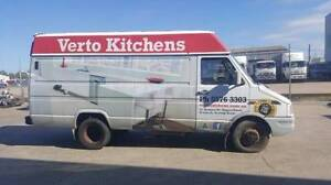 IVECO DAILY VAN RIGHT WHEEL ARCH FLARE 95 TO 02 (TMP-137544) Brisbane South West Preview