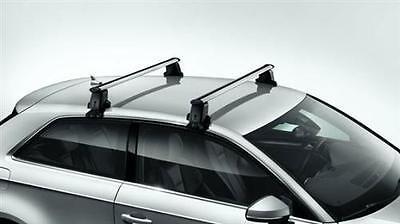 Dachträger Relingträger AURILIS für Audi A3 Sportback Schrägheck 5Türer 04-12
