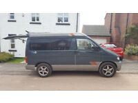 Mazda Bongo 1996 2.5TD , 84000 miles, Full Side Conversion with Electric Roof