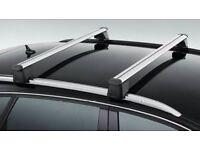 BRAND NEW Audi Q5 Roof Bars (genuine Audi product)
