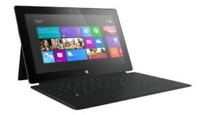 ALMOST NEW Microsoft Surface RT32GB+Keyboard Touch