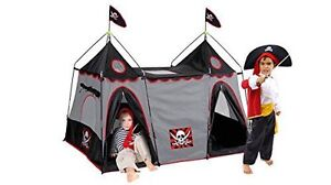 Gigatent pirate hideout for kids