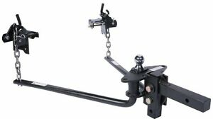 Husky Sway Bars and Hitch Assembly