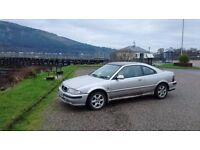 rover 216 se coupe tomcat