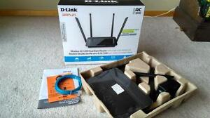 D-Link Router (like new)