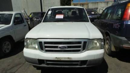 FORD COURIER MANUAL VEHICLE WRECKING PARTS 2006 (VA01635)