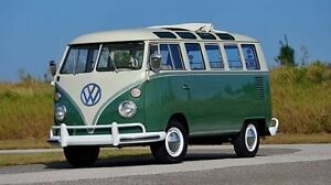 Looking for 1960s microbus