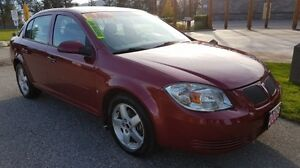 2009 PONTIAC PURSUIT GT SEDAN