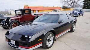 Wanted: Black 1984 Camaro Z28