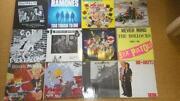 LP Sammlung Punk