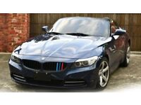 !!! BRAND NEW !!! M-Color Front Kidney Grills for BMW E89 Z4, 2pcs
