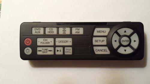 Honda Odyssey DVD Remote   eBay
