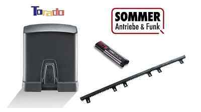 Sommer Schiebetorantrieb RUNner  Komplettset! 600 kg Torantrieb - Antrieb Hoftor