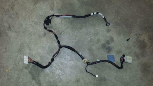 Jeep Zj Wiring Harness : Jeep grand cherokee door wire harness ebay