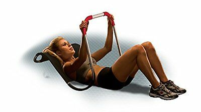 Ab Fitness Crunch Abdominal Exercise Workout Machine Gym Glider Roller Pushups