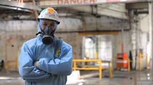 Asbestos Removal Workers Needed.