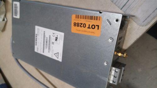 1PC used Siemens 6SL3203-0CD21-4AA0 4kw A5E00417563
