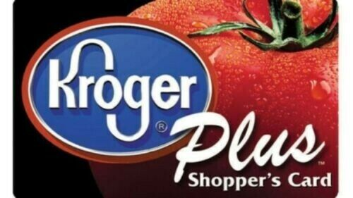 Kroger Plus Card 4000 Fuel Points: Expiring on 05/31/2021- fast E-delivery