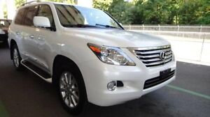 2009 Lexus LX570 FULLY LOADED