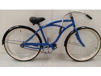 26 Inch Men Cruiser Bike RRP 199.99 Lot 179