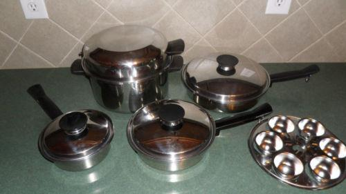Seal O Matic Cookware Ebay