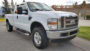 2010 FORD F-250 SD XLT SUPERCAB LONG BE