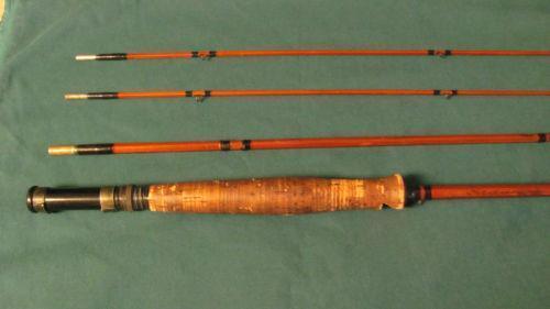 Split Bamboo Fly Fishing Rods Ebay