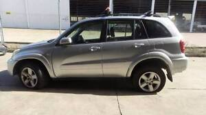 TOYOTA RAV4 4WD LEFT REAR 1/4 DOOR GLASS 00 TO 05 (TMP-144609) Brisbane South West Preview