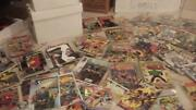 Lot Batman Comics Vintage