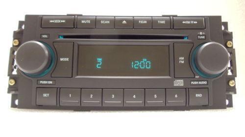 Dodge Charger Radio Parts Accessories Ebayrhebay: 2007 Dodge Charger Aux Radio At Gmaili.net