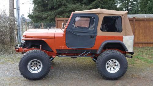 jeep cj7 ebay. Black Bedroom Furniture Sets. Home Design Ideas