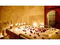 Body Scrub And Hot Oil Massage