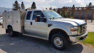 2010 FORD F-350 SD XLT SUPERCAB LONG BE
