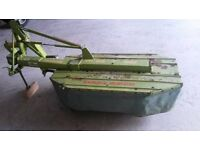 CLAAS WM 20 Mower Wanted for spares