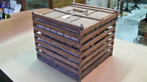 chicken crate ebay. Black Bedroom Furniture Sets. Home Design Ideas