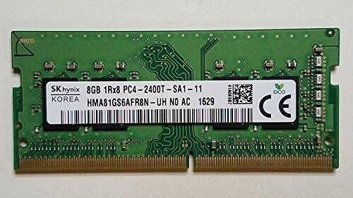 SK Hynix 8GB 1Rx8 SO-DIMM Memory RAM PC4-2400T HMA81GS6AFR8N-UH