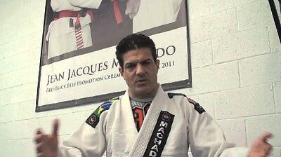 BRAZILIAN JIU JITSU (3) DVD Set bjj grappling
