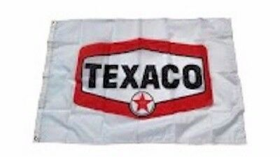 Vintage Texaco Flag from 1980's