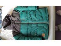 Tu boy's coat, 12 yrs old, 152cm